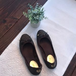 Lightly used Michael Kors moccasins